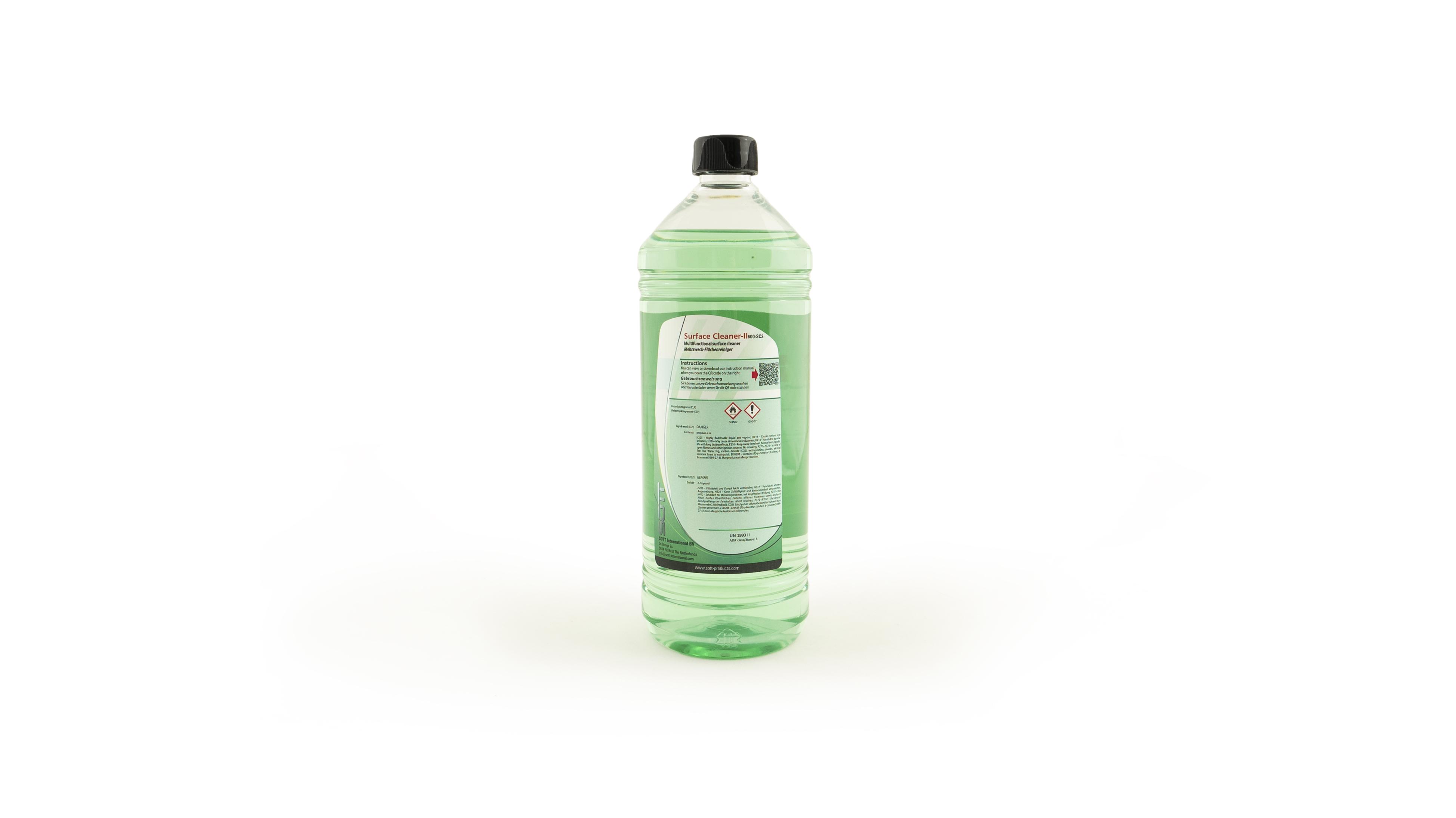 Sott Oberflächenreiniger Cleaner W-RE-100