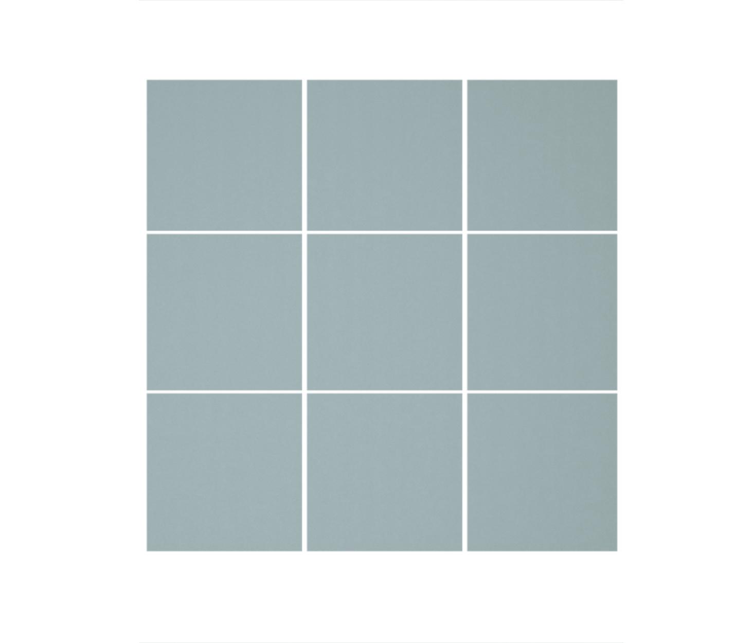 Hellgrau-blau matt C812